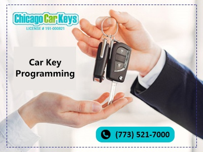 Chicago Car Keys | Auto Locksmith | Licensed Locksmith Chicago, IL